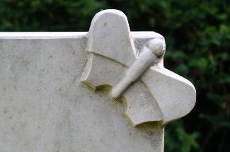 Gut gemocht Grabsteine – Informationen zum Grabstein TK11